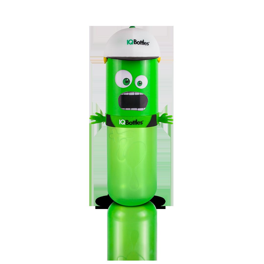 IQBottles Homeboy Green
